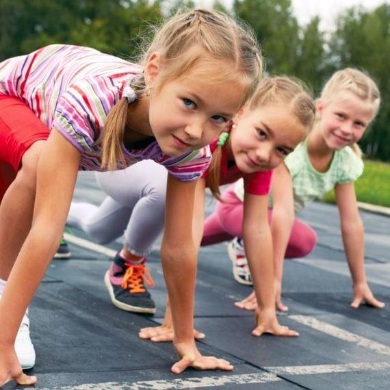 Courir pour les enfants !